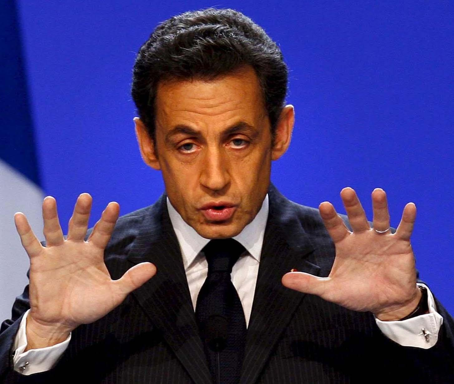 NICOLAS SARKOZY - French president Nicola11