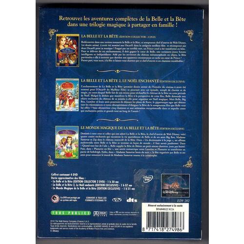 [DVD & BrD] La Belle et la Bête - Edition Diamant (6 octobre 2010) - Page 38 86787412