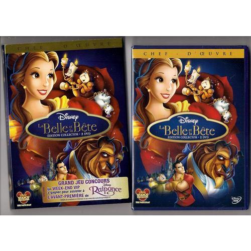 [DVD & BrD] La Belle et la Bête - Edition Diamant (6 octobre 2010) - Page 38 86787712