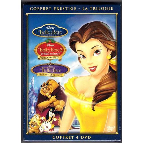 [DVD & BrD] La Belle et la Bête - Edition Diamant (6 octobre 2010) - Page 38 Belle_10