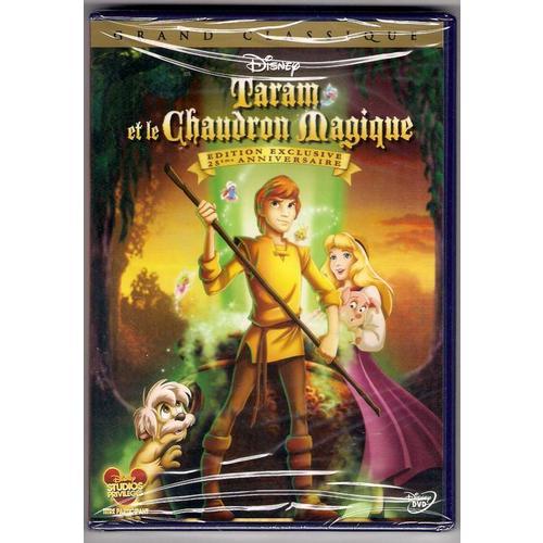 [DVD] Taram et le Chaudron Magique - Edition Exclusive (6 octobre 2010) - Page 10 Taram10
