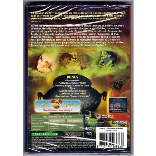 [DVD] Taram et le Chaudron Magique - Edition Exclusive (6 octobre 2010) - Page 10 Taram110