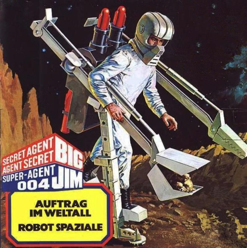 illustrazioni Box Ricostruite  Robot_10
