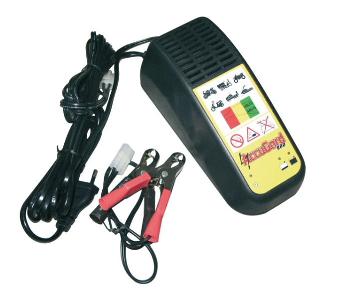 Chargeur batterie/mainteneur de charge Ducati Image11