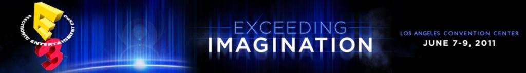 E3 Electronic Entertainment Expo Banner21