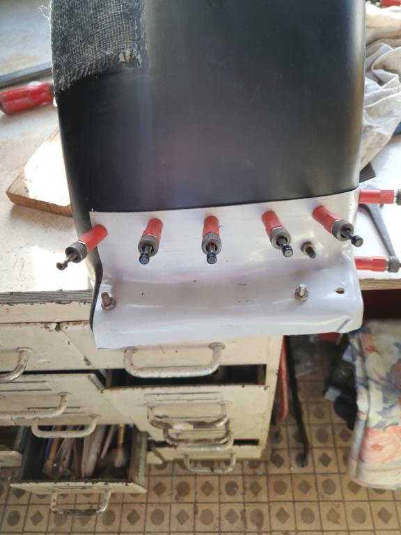 Réparation Garde Boue Arrière F16 20200415