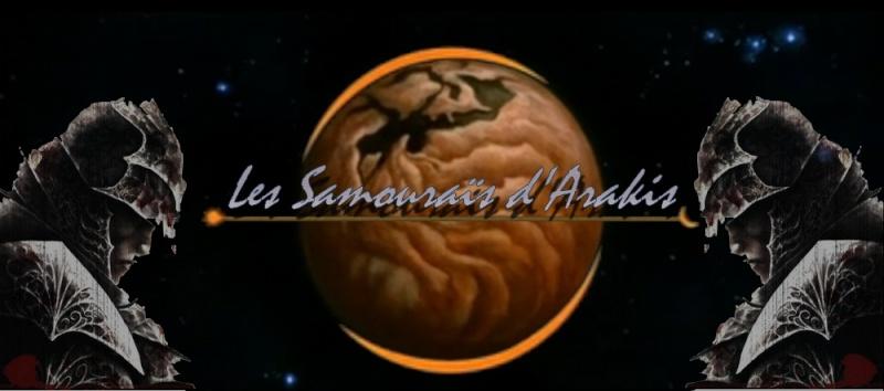 Les Samouraïs d'Arakis