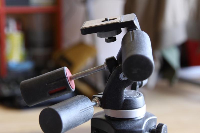 adapter attache rapide sur rotule photo Img_6111