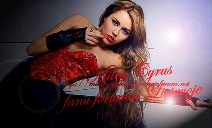 Miley Cyrus forumas