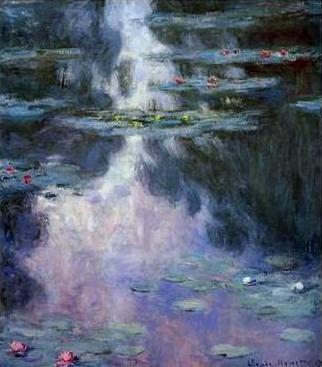 La peinture Monet10