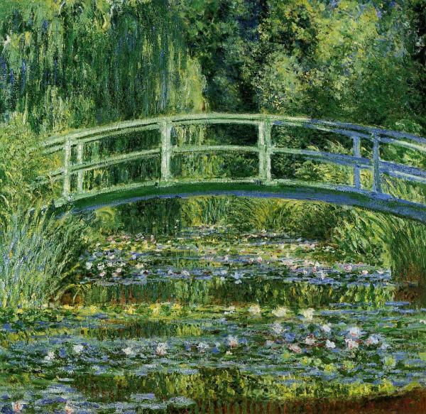 La peinture Monet110