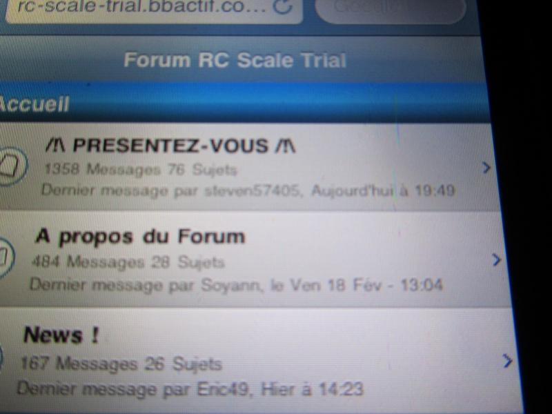 différence sur le forum entre mon tel et l'ordi Img_0510