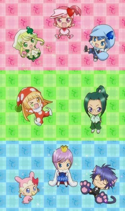 Shugo chara : しゅごキャラ! Mod_ar12