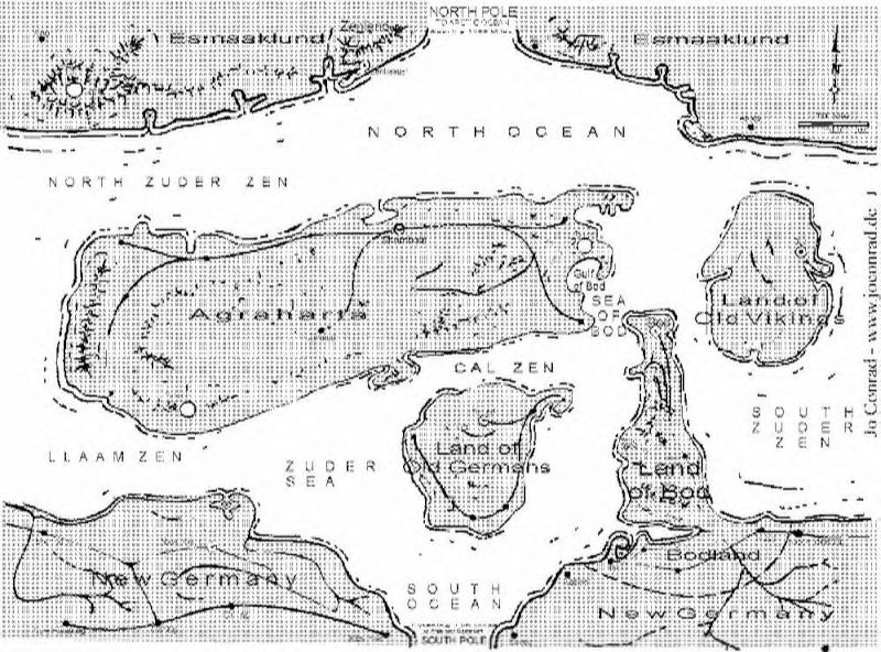 Hohle Erde, Neuschwabenland Kartei11
