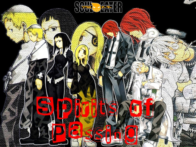 Soul Eater: Spirits of Passing