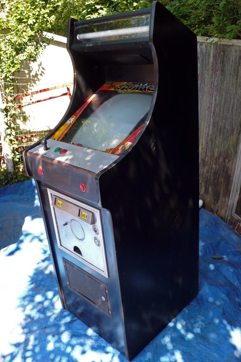 [VDS] Borne arcade jeu foot 120€/ borne non fonctionelle 45€ L1140010