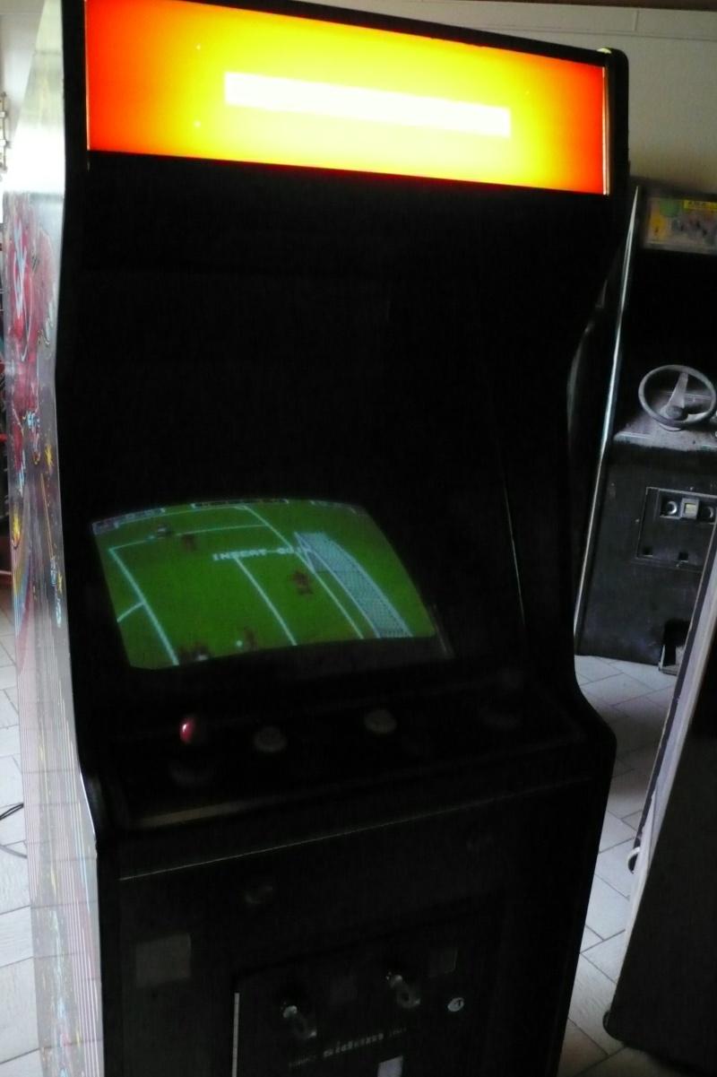 [VDS] Borne arcade jeu foot 120€/ borne non fonctionelle 45€ L1140111