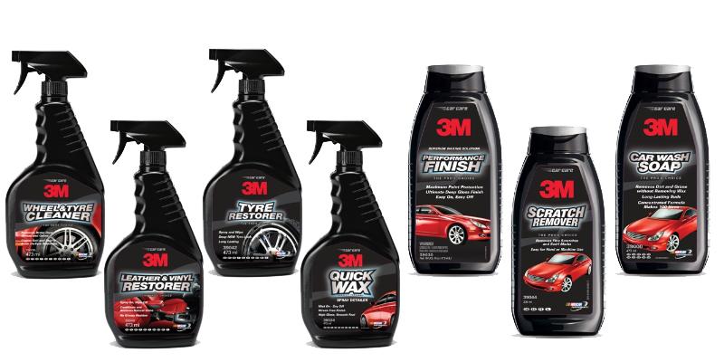 3M Car Care - Test Trattamento rimuovi graffi e cera protettiva... 117