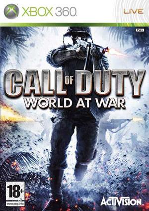 Call Of Duty World At War   NEW *** NEW 2010 111135