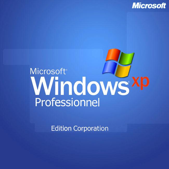 Windows XP Professional edition, with SP3 الاصدار السادس للوندوز  1136
