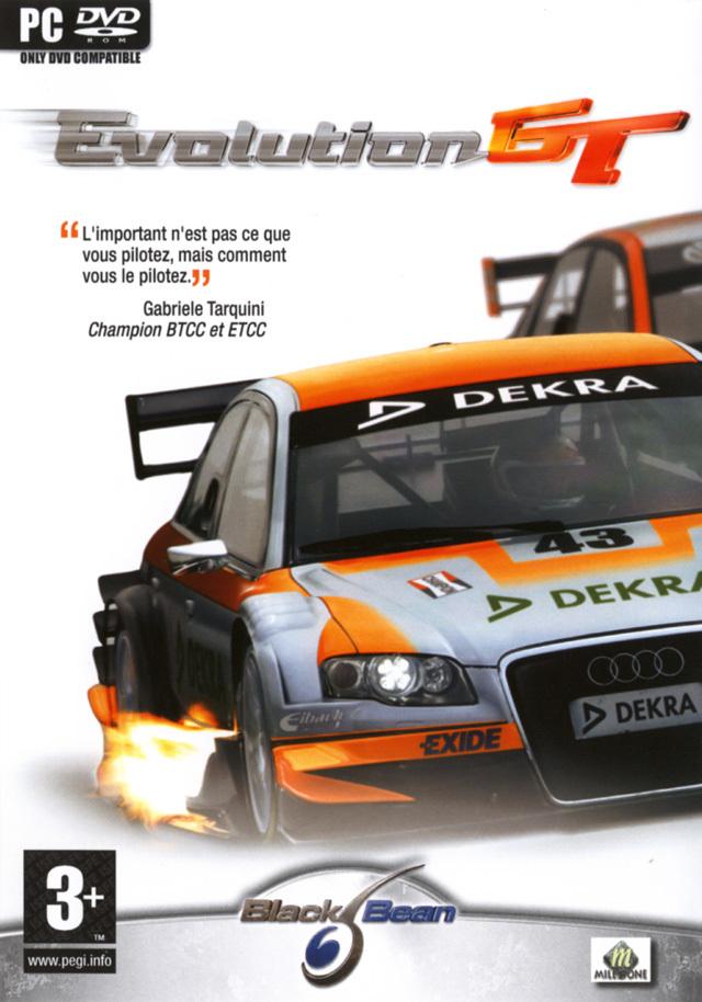 EVOLUTION  GT 2010 1141