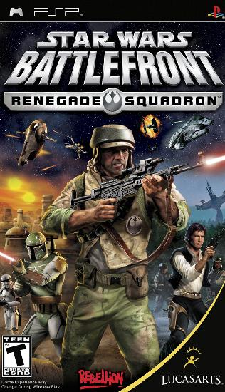 Star Wars Battlefront Renegade Squadron 1177