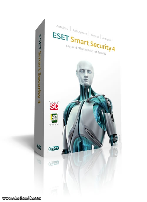 ESET Smart Security 4.2.58 - Final  برنامج  Eeeeee10