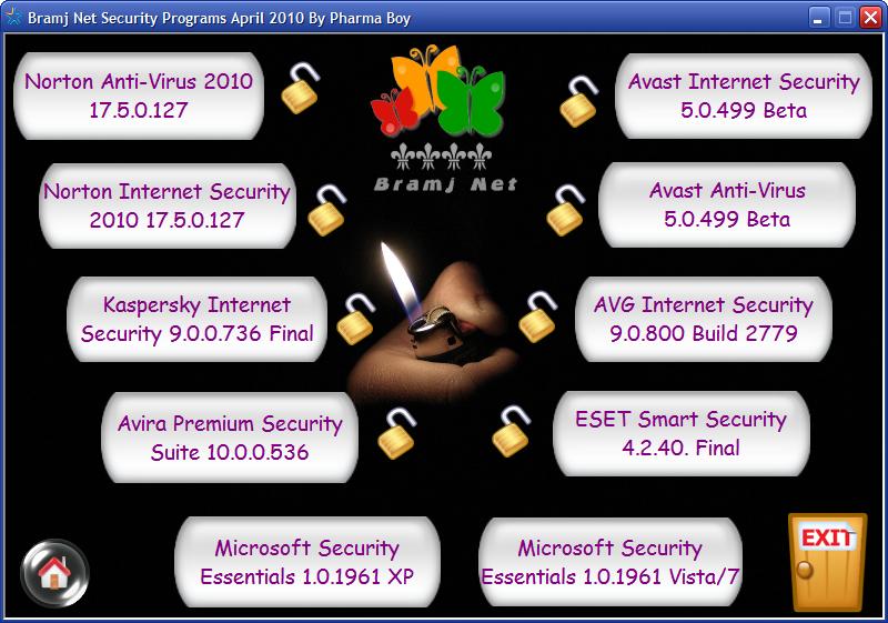 جميع برامج الحماية لعام 2011 محدثة وكاملة  Kkkkkk10