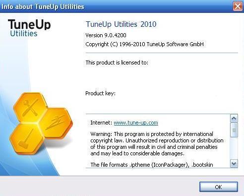 TuneUp Utilities 2010 9.0.4200.54 لافضل واسرع اداء للجهاز Tttttt12