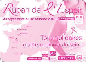 Octobre rose - mois de sensibilisation au cancer du sein  Ruban_10