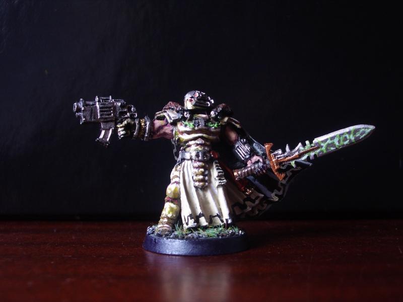 [Chevaliers Gris-Peinture] ma mini-armée de chasseurs de démons Imgp3521