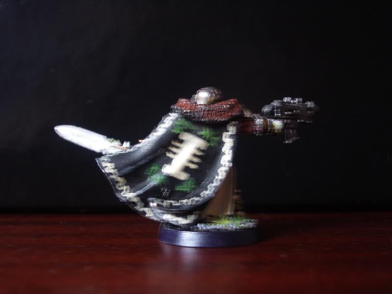 [Chevaliers Gris-Peinture] ma mini-armée de chasseurs de démons Imgp3522