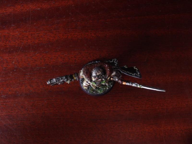 [Chevaliers Gris-Peinture] ma mini-armée de chasseurs de démons Imgp3523