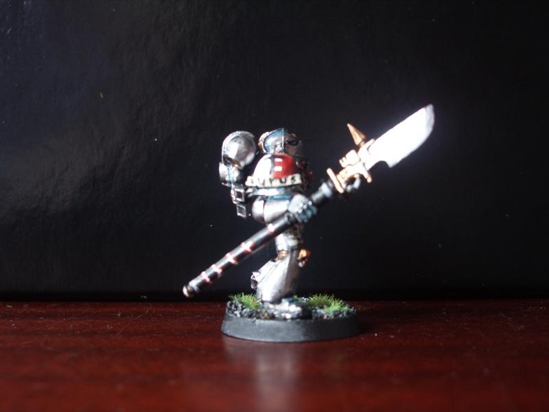 [Chevaliers Gris-Peinture] ma mini-armée de chasseurs de démons Imgp3527