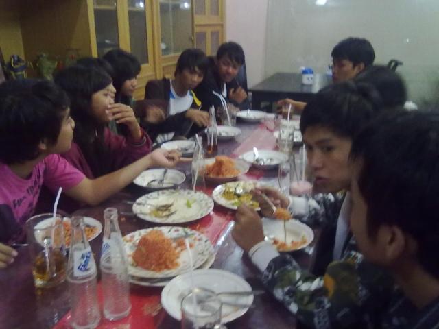 [UPDATE] Foto Buka Bersama & Nonton Bareng  07092012