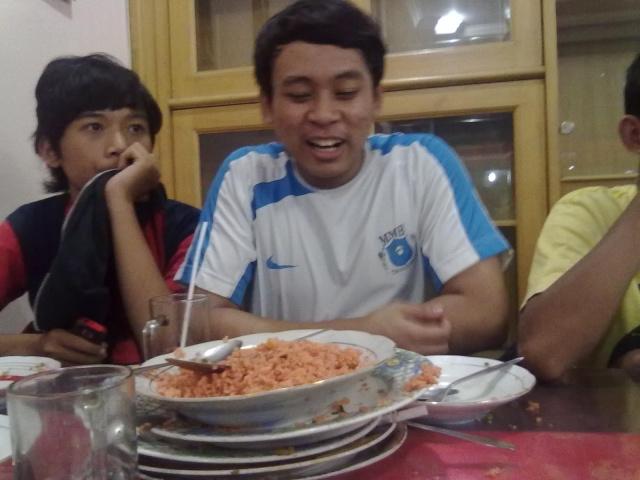 [UPDATE] Foto Buka Bersama & Nonton Bareng  07092013