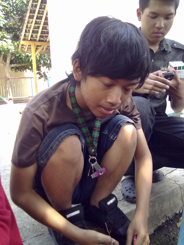 [UPDATE] Foto Buka Bersama & Nonton Bareng  14092011
