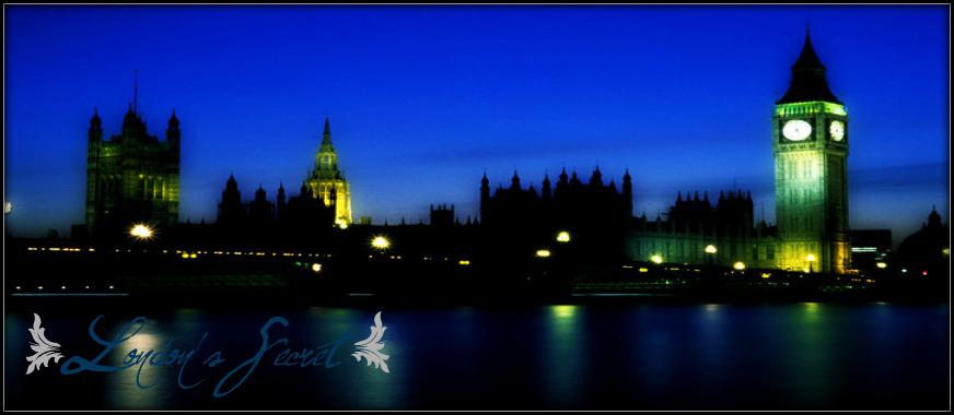 London's secret
