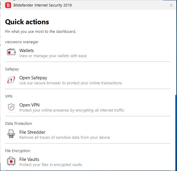 Bitdefender Internet Security 2019 - Network Threat Prevention Bitdef13