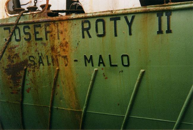 Joseph Roty II -Compagnie des pêches à Saint-Malo 2000-r10