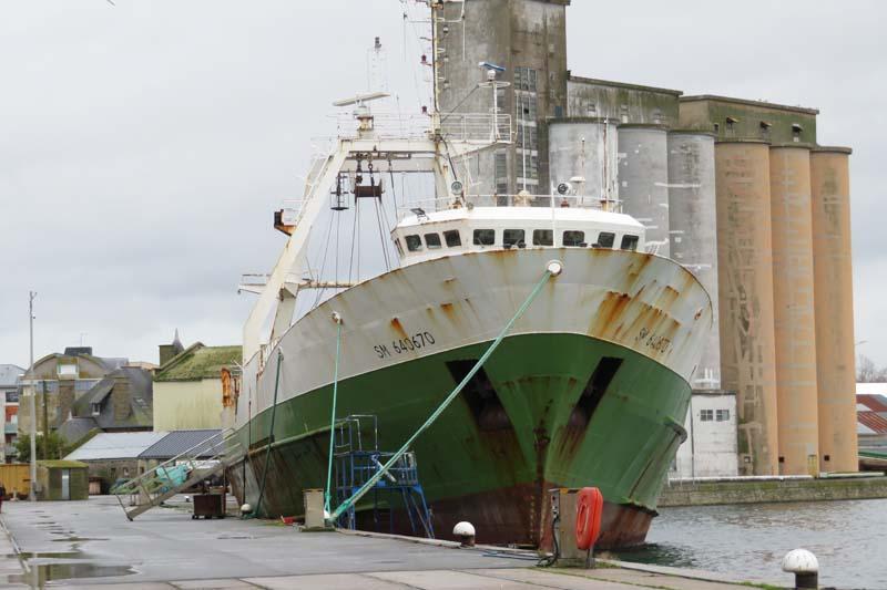 Joseph Roty II -Compagnie des pêches à Saint-Malo Bassin10