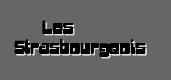 Les Strasbourgeois