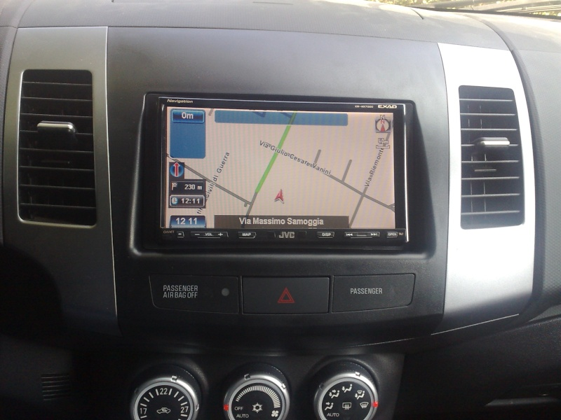 Autoradio - Come smontare l'autoradio... 22092010