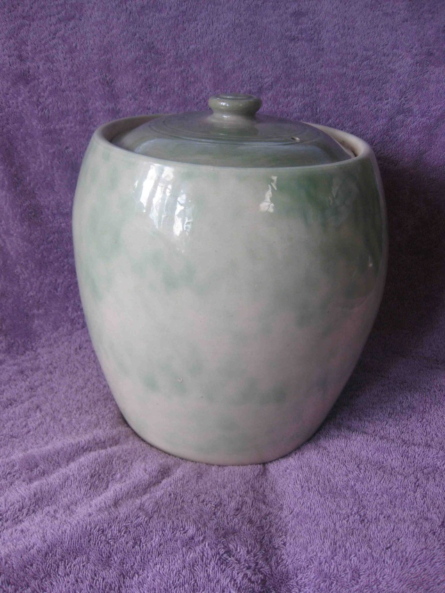 Timaru Potteries Potatoe Crock Temuka11