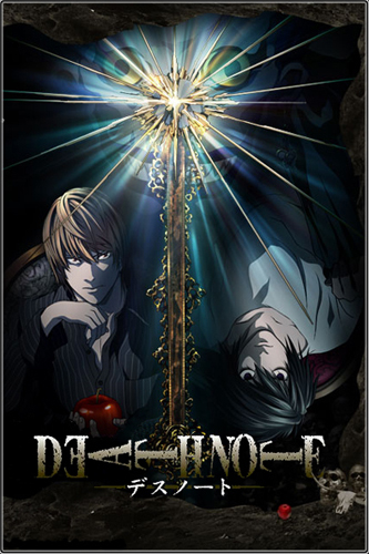 Death Note: You will die of a heart attack in 10mins(Spoilers) Deathn10
