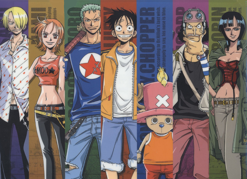 One Piece: The Pirate Life For Me(Spoliers) Kawapa10