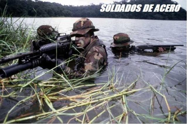 Soldados De Acero