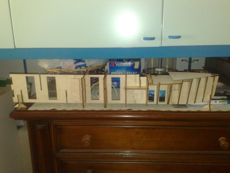 titanic - Rms Titanic in cantiere 14092010