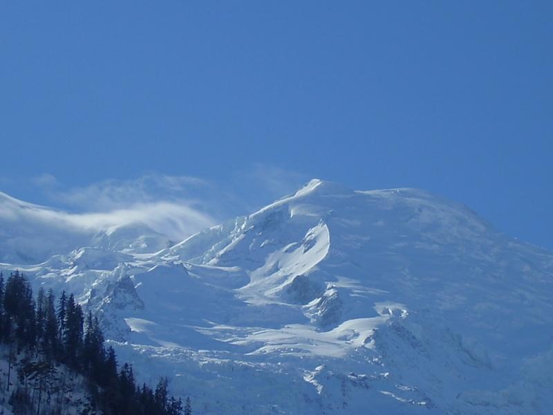 Photographie : Le Mont Blanc P3060522