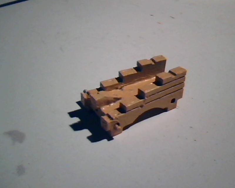 Premium Baubericht zur HMS VICTORY aus Holz Pictur19